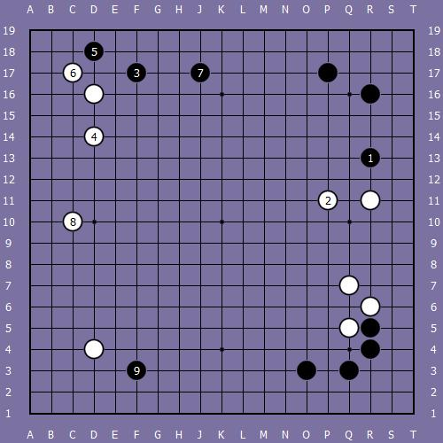 Le fuseki de shusaku 2 Shusak27