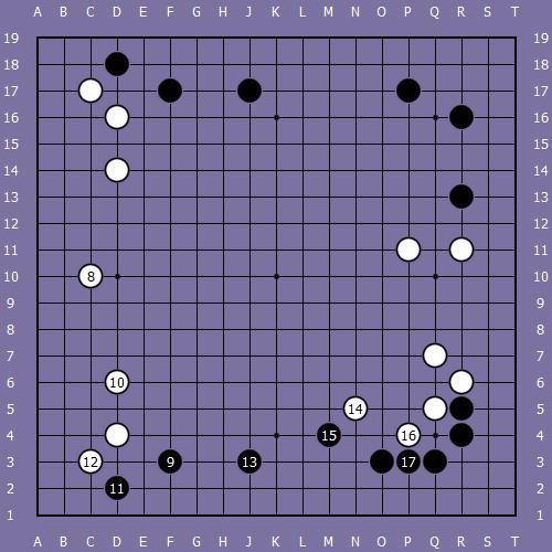 Le fuseki de shusaku 2 Shusak30