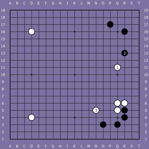 le fuseki de shusaku 3 Shusak33