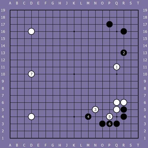 le fuseki de shusaku 3 Shusak34