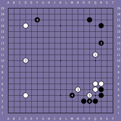 le fuseki de shusaku 3 Shusak35