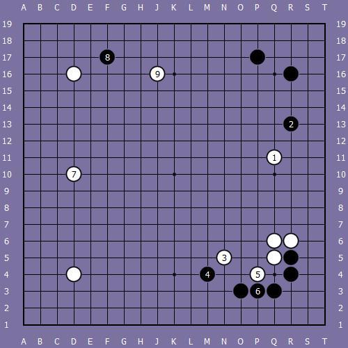 le fuseki de shusaku 3 Shusak36