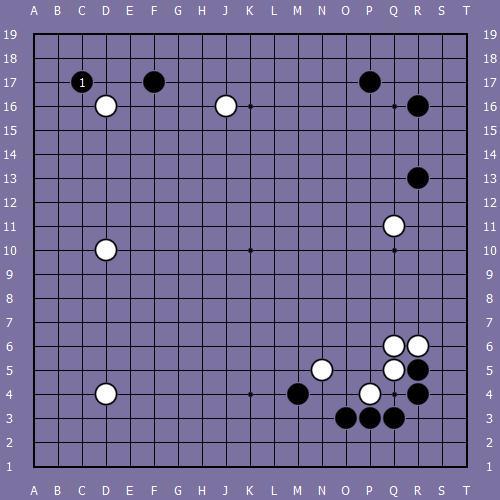 le fuseki de shusaku 3 Shusak39