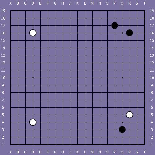 Le fuseki de shusaku 4 Shusak41