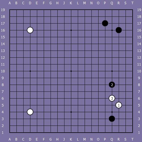 Le fuseki de shusaku 4 Shusak43