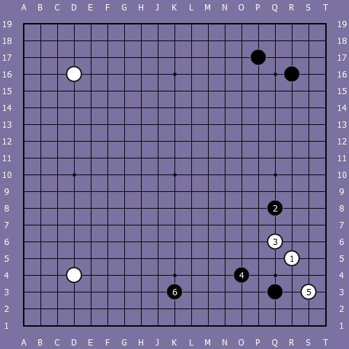Le fuseki de shusaku 4 Shusak44