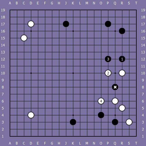 Le fuseki de shusaku 5 Shusak55