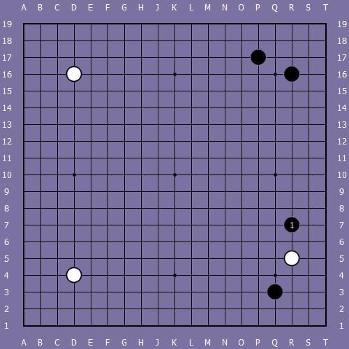 Le fuseki de shusaku 7 Shusak67