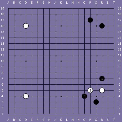 Le fuseki de shusaku 7 Shusak68