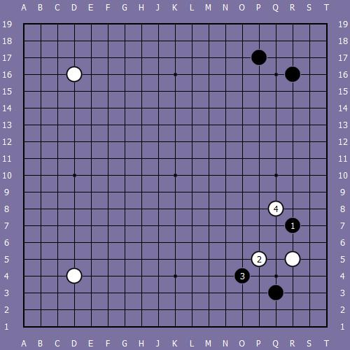 Le fuseki de shusaku 7 Shusak69