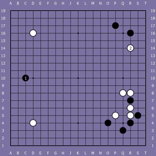 Le fuseki de shusaku 7 Shusak75