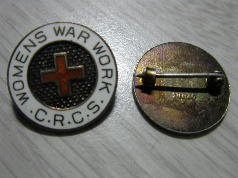 War Service Pins Img_7210