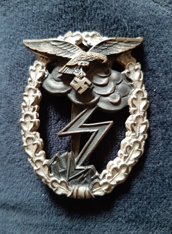 luftwaffe insigne combat terrestre  M.u.k 5 11643912