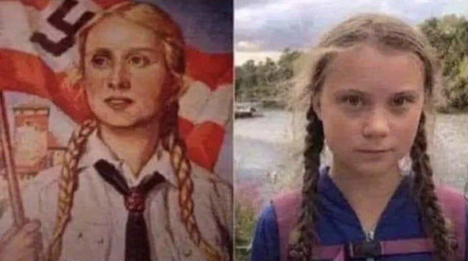 Greta Thunberg, malheur à la ville dont le prince est un enfant - Page 2 Effz7910