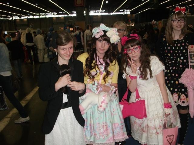 Vos photos et achats ~~Japan Expo 2012~~ - Page 2 Dscf7017