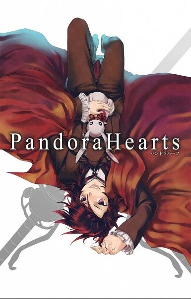 [MANGA/ANIME] Pandora Hearts - Page 20 72867410