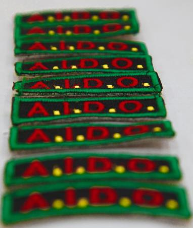 1st Afghan Commando - AIDO Program Patch Aido210