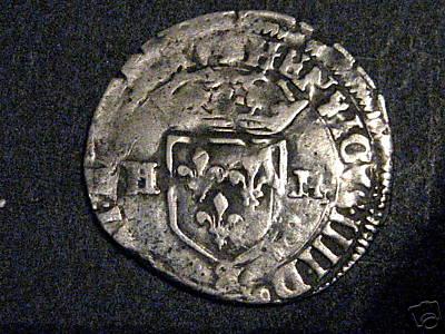 LES VENTES FEODALES GRECQUES GAUL.BYZ... DE PHILIPPUS Henri_11