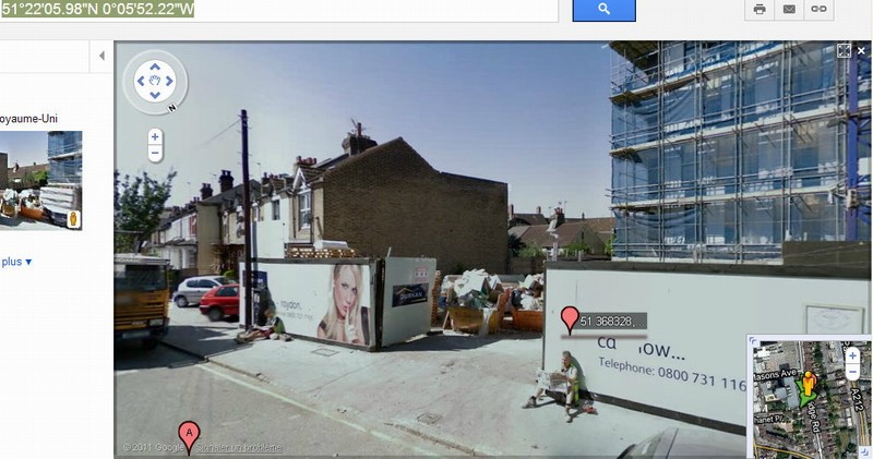 STREET VIEW : Comment coincer la bulle - Page 6 Bulle10