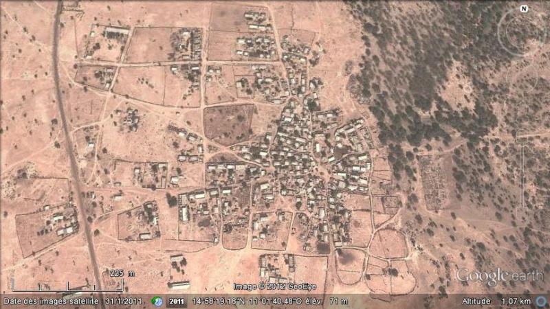 [MALI] - Village de Komodindé - Commune de Konsiga - Arrondissement de Tambakara - Cercle de Yélimané - Région de Kayes Komodi11