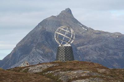 Monument cercle polaire Salekhard Russie R5-78710