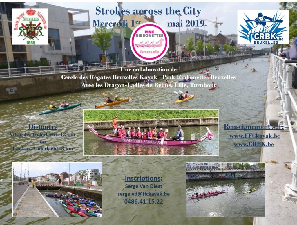 Traversée de Bruxelles 01/05/2019 Stroke11