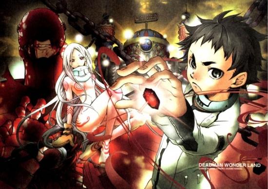 Manga;*Deadman Wonderland* Deadma10