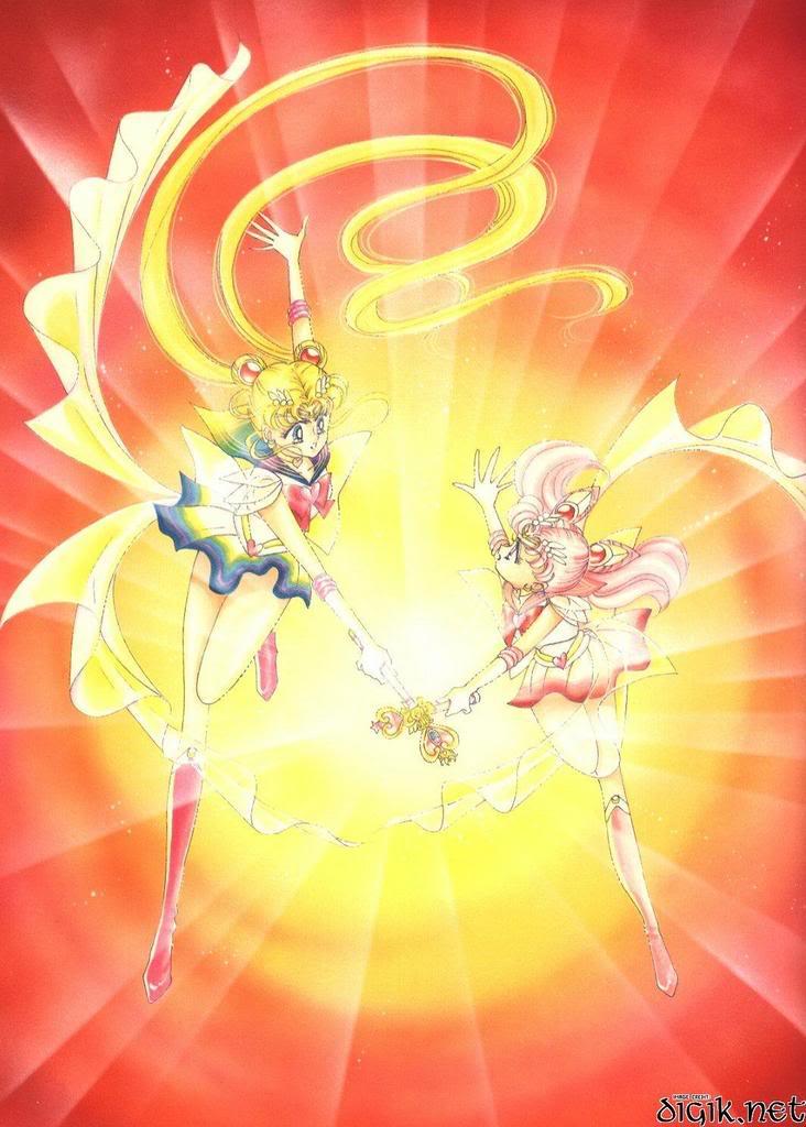 Ablum Sailormoon tổng hợp 7310