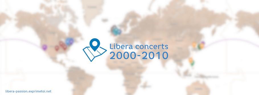 La cartographie des concerts Map_2012