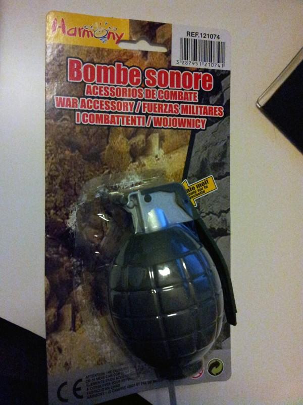 Le Grenade Mod S_201210