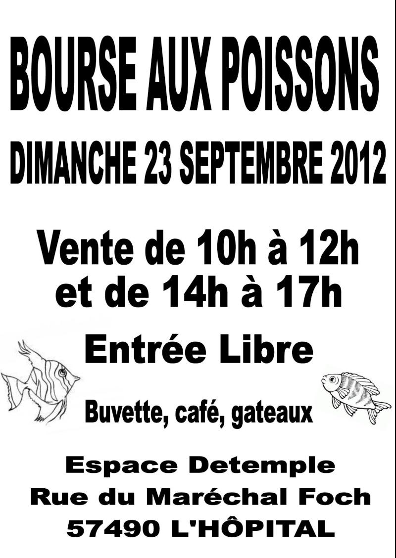 Bourse aux poissons de L'Hôpital (Moselle) le 23 sept. 2012 Bourse10