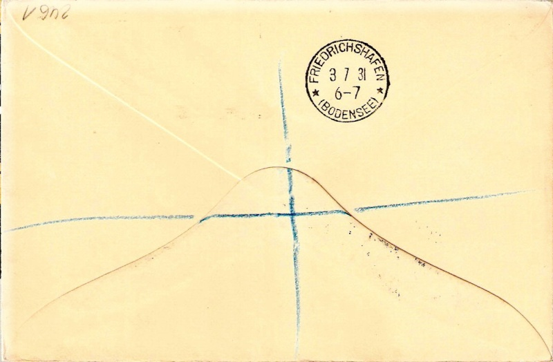 Zeppelinpost des LZ 127 - Seite 3 Island13