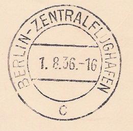 LZ 129 Hindenburg und Olympia 1936 Scann149