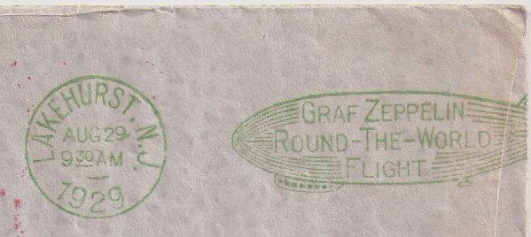 Zeppelinpost des LZ 127 - Seite 4 Scanne39
