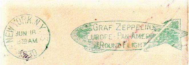 Zeppelinpost des LZ 127 - Seite 4 Scanne44
