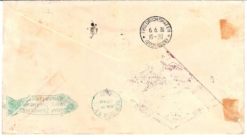 Zeppelinpost des LZ 127 - Seite 4 Scanne46