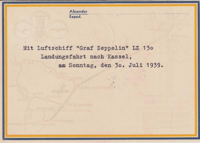 Zeppelinpost des LZ 130 - Seite 3 Scanne71