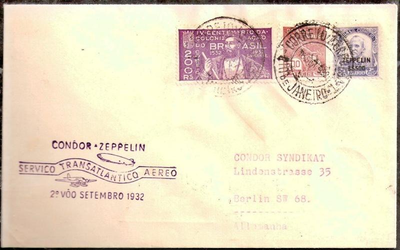 Zeppelinpost des LZ 127 - Seite 5 Scanne80