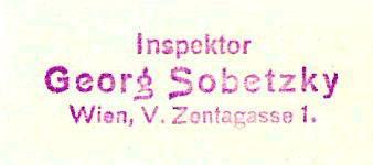Zeppelinpost der Besatzung Sobetz12