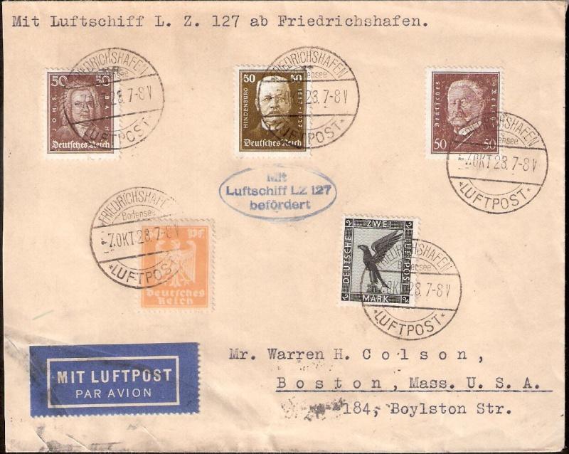 Zeppelinpost des LZ 127 - Seite 4 Usa2810