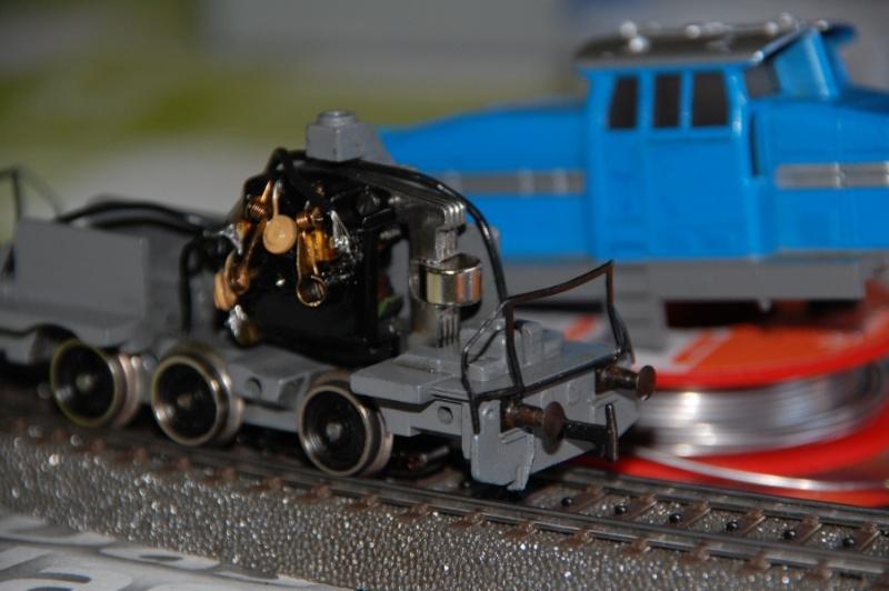 Digitalisierung von Märklin-Loks mit kleinem Scheibenkollektor Conrad10