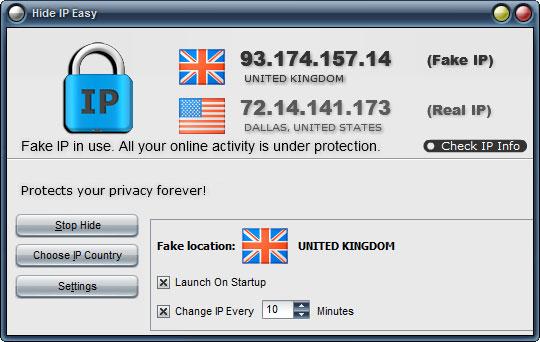 Hide IP Easy 5.0.5.2 FULL Screen10