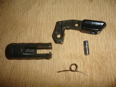 démontage et remontage du levier d'armement HK G3 Tutoriel Levier11