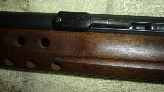 démontage et remontage du levier d'armement HK G3 Tutoriel Levier12