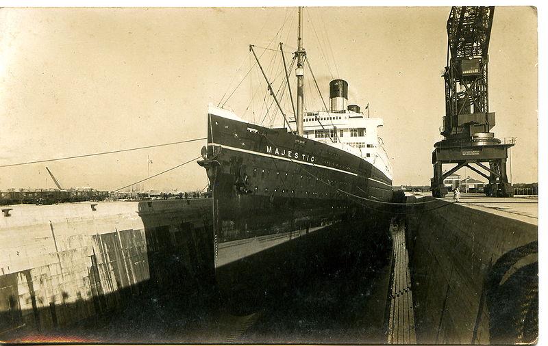 Le Majestic, plus gros navire de la White Star Line - Page 2 800px-10