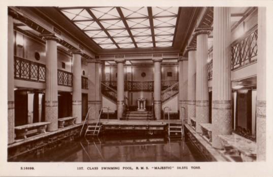 Le Majestic, plus gros navire de la White Star Line - Page 2 Paqueb10