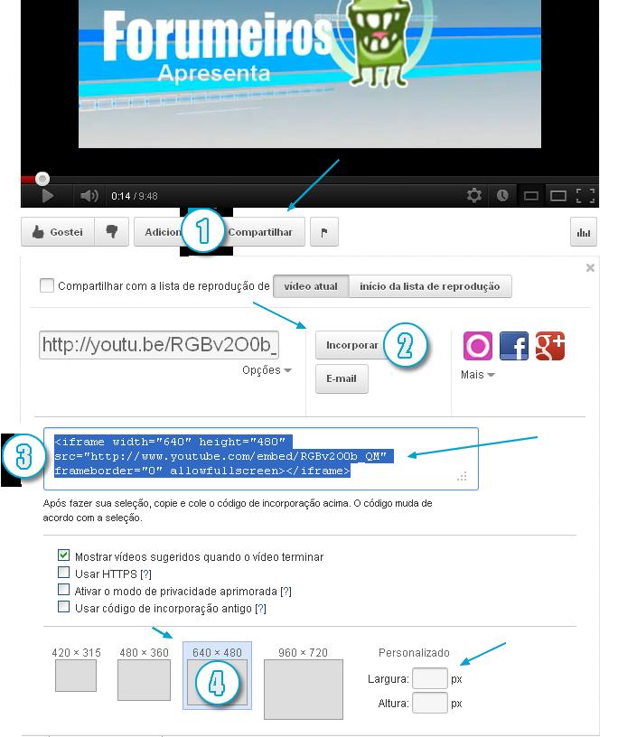 [TUTORIAL] Efeito vídeo em lightbox em vídeos Youtub11