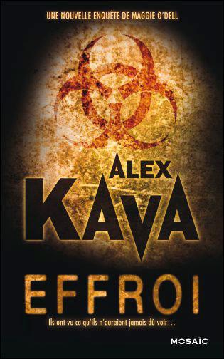 EFFROI de Alex Kava  97822812