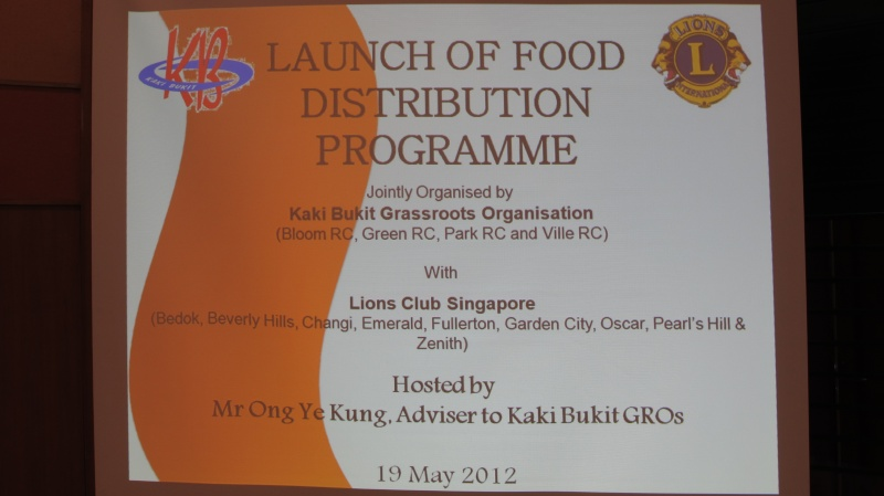 Food Ration project launch at Kaki Bukit CC on 19052012 Img_2136