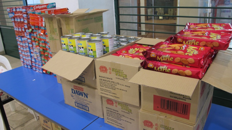 Food Ration project launch at Kaki Bukit CC on 19052012 Img_2146